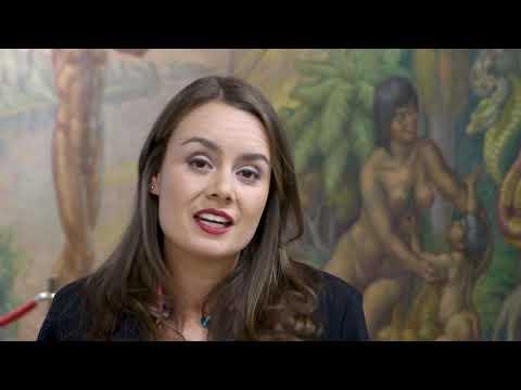 Lanzamiento Tierra de Resistentes - Entrevista a Ivonne Rodríguez, periodista de investigación