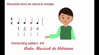 Ejercicios de lectura musical y entonación: silencio de cor...