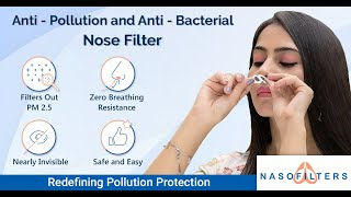 Nasofilters - Anti Pollution Filters by IIT-Delhi Team.