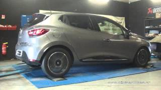 Reprogrammation Moteur Renault Clio 4 dci 90cv @ 115cv Digiservices Paris 77183 Dyno