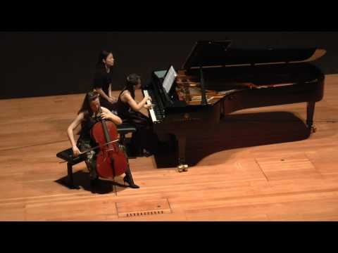 Beethoven, cello sonata n.3 op 69 in A-Dur