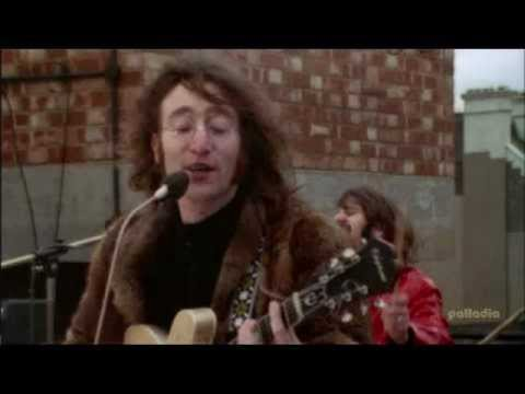 The Beatles-Don't Let Me Down isolated vocal track, vocals only