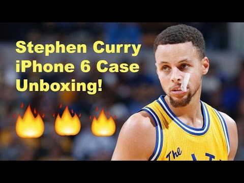 stephen-curry-iphone-6-case-unboxing!