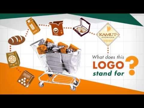 KAMUT® Brand | video infographic