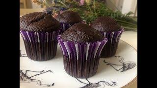 Шоколадные маффины//Chocolate muffins  ♥♥♥