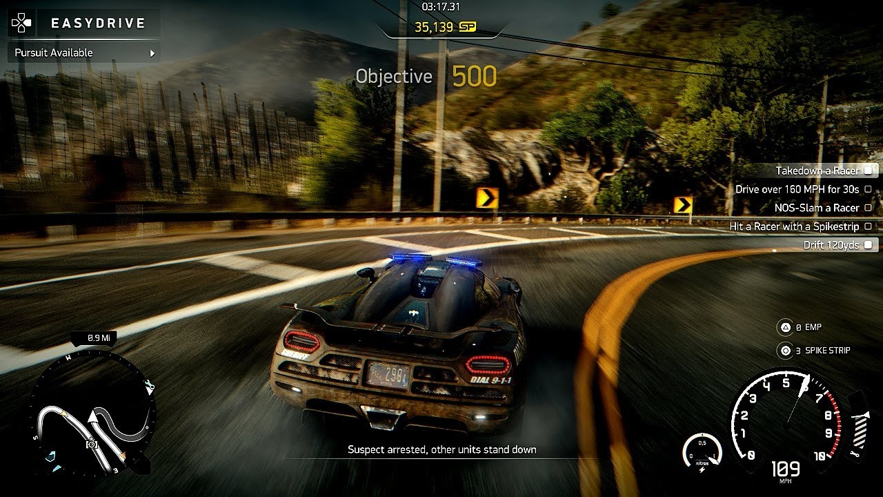 need for speed rivals multiplayer gameplay nfs cop. Black Bedroom Furniture Sets. Home Design Ideas