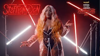 Subscribe to xxl → http://bit.ly/subscribe-xxl stefflon don puts her skills the test in 2018 freshman freestyle. nine rappers ...