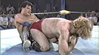 Скачать Chavo Guerrero Sr Vs Ben Alexander 1983 10 15