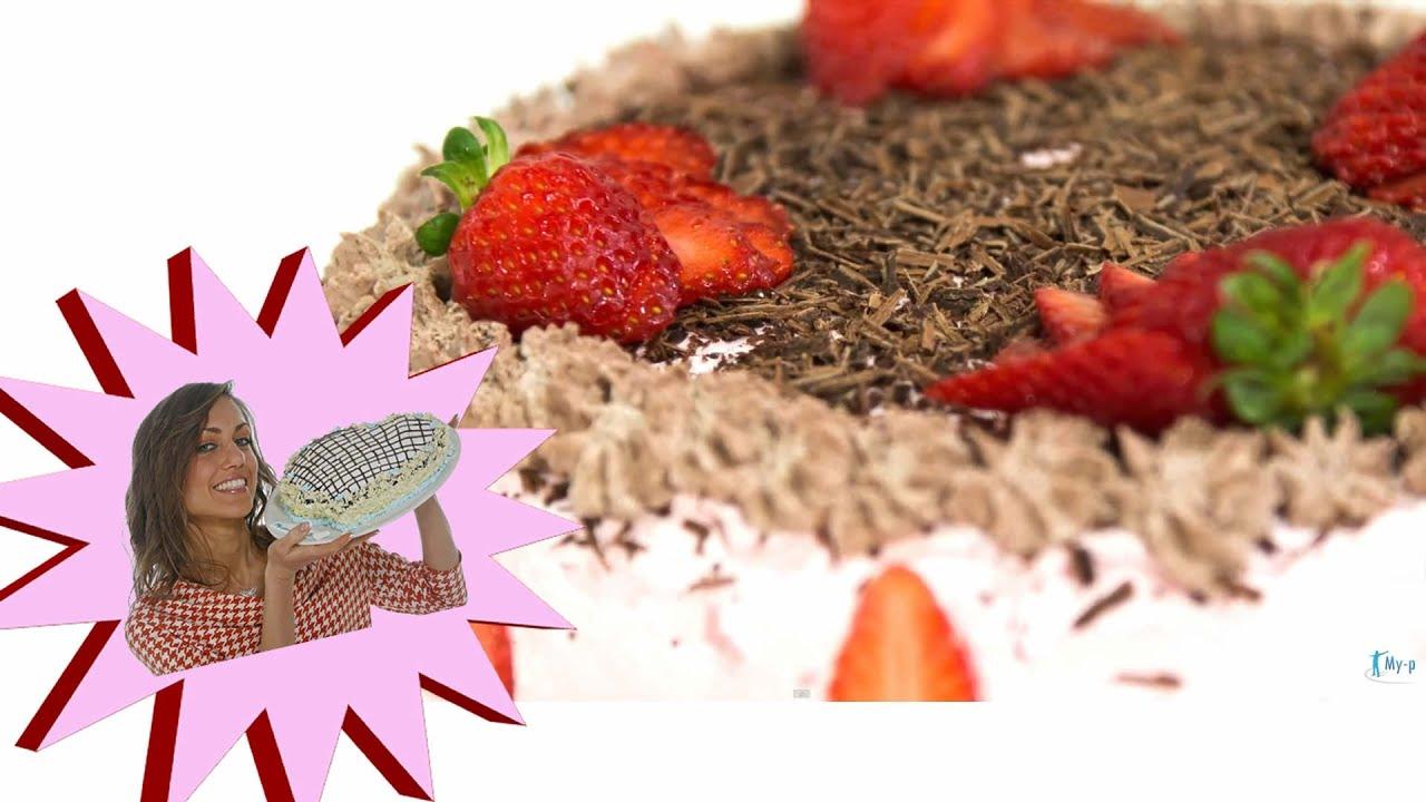 Torta Per La Festa Della Mamma Le Ricette Di Alice Youtube