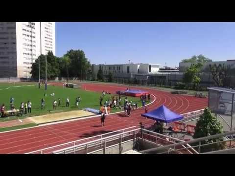 1000M MIF – Championnats Départementaux Minimes L'HAY LES ROSES