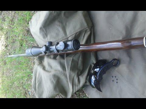 ทดสอบปืนอัดลมสตีเว่น เบอร์ 2