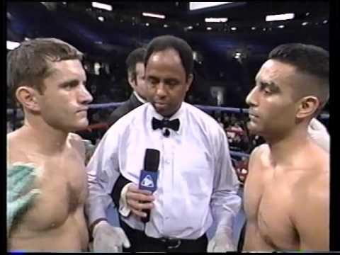 Rogelio Castaneda Jr. vs Craig Webber II fight pt. 1