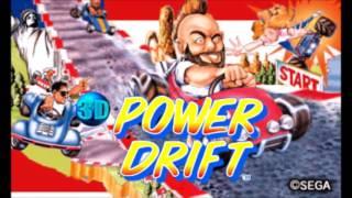 3D Power Drift - Space Harrier Medley