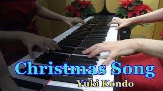 クリスマスソングシリーズの最後は、赤鼻のトナカイです。メリークリス...