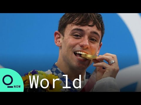Tom Daley After Winning Gold: 'I'm Gay and an Olympic Champion'