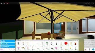 How to make a house on Bloxburg part 2 (ROBLOX)