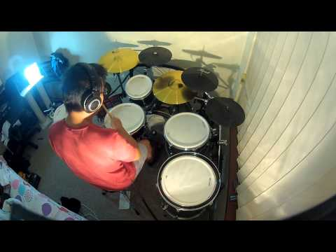 Peterpan / Noah - Yang terdalam (drum cover) by Budi Fang