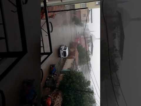 Manisa turgutlu urganlı da yağan yağmur