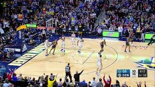 1st Quarter, One Box Video: Denver Nuggets vs. Golden State Warriors