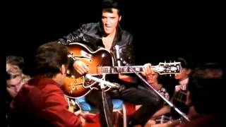 Elvis Presley - Blue Suede Shoes  (HQ)