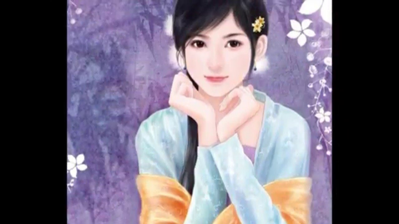 Most Beautiful Chinese Girl Paintings