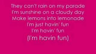 Skye Sweetnam - Just The Way I Am (Lyrics)