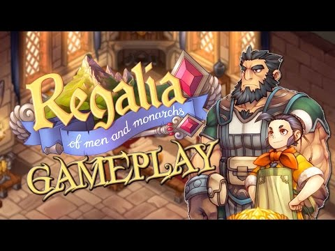 Regalia: Of Men and Monarchs Gameplay - FRIENDS u0026 FOES! - Regalia Letu0027s Play Part 3