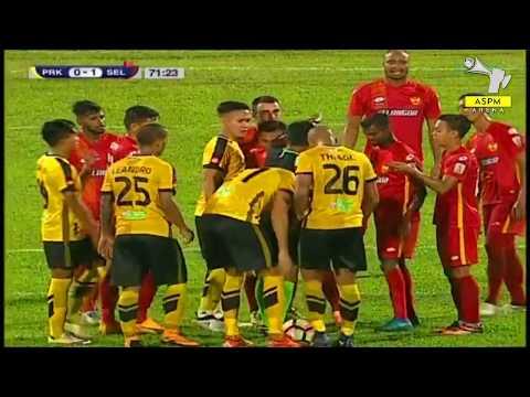 Liga Super Malaysia 2017 (Matchday 15): Perak VS Selangor (0-1) EXTENDED Highlights [11 July 2017]