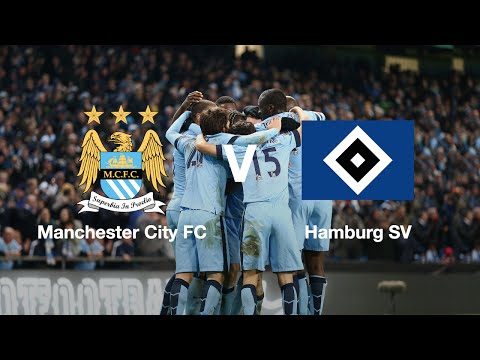 Manchester City v Hamburg SV Friendly Live Stream