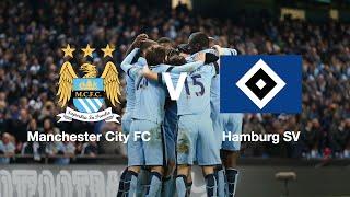 Manchester City v Hamburg SV Friendly Live Stream