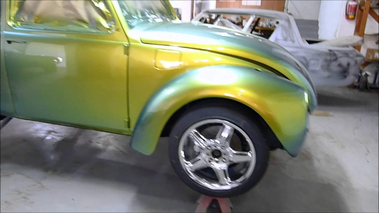 House of kolor green kandy