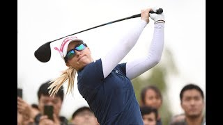 Jodi Ewart Shadoff Round 1 Highlights 2018 Swinging Skirts LPGA Taiwan Championship