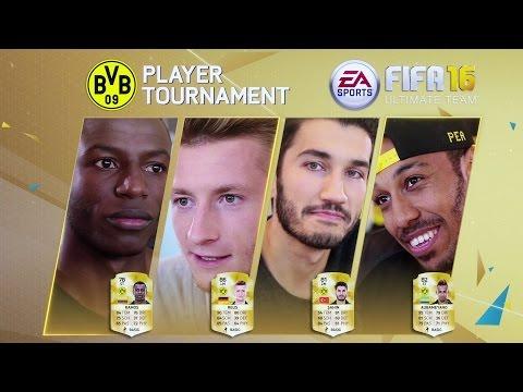 FIFA 16 Ultimate Team Player Tournament   Borussia Dortmund