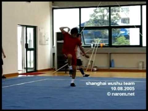 2005 Training @ Shanghai: Liang Chao