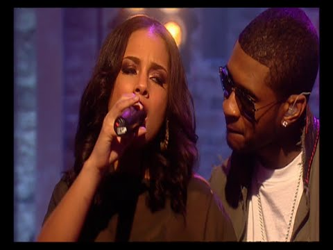 Usher & Alicia Keys  My Boo