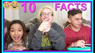 10 FUN FACTS ABOUT JAMIE