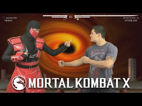 Mortal Kombat X Angry Review