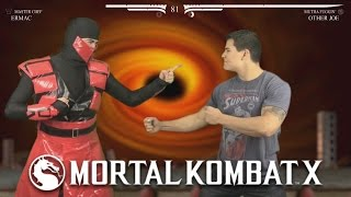 Mortal Kombat X Angry Review (Video Game Video Review)