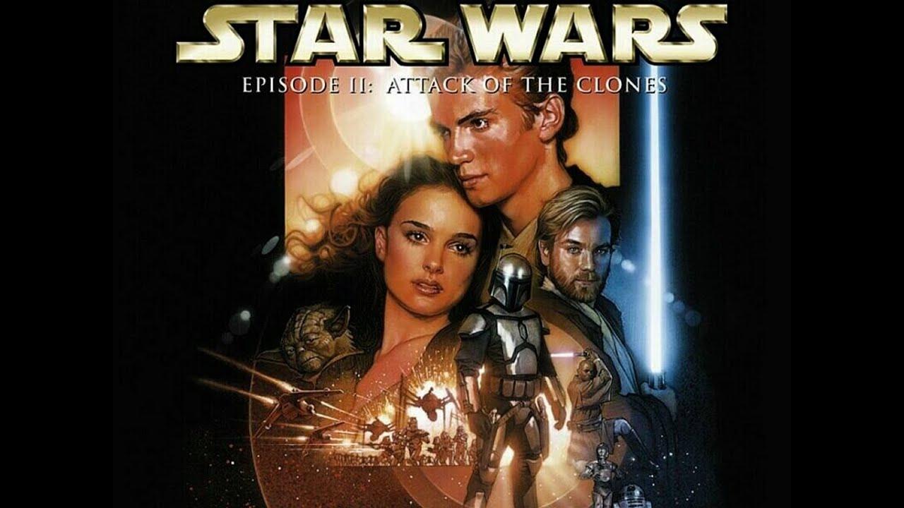 Star Wars Episode 2 Hd Stream