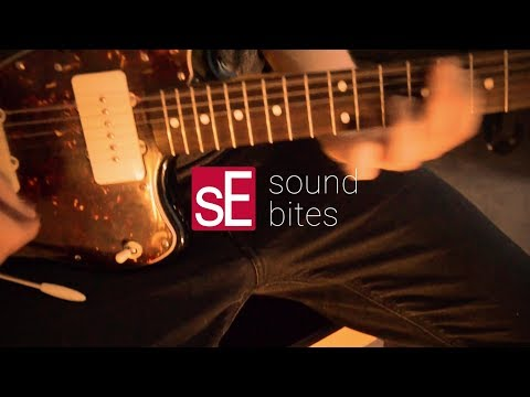 SoundBites: V7 X + Electric Guitar