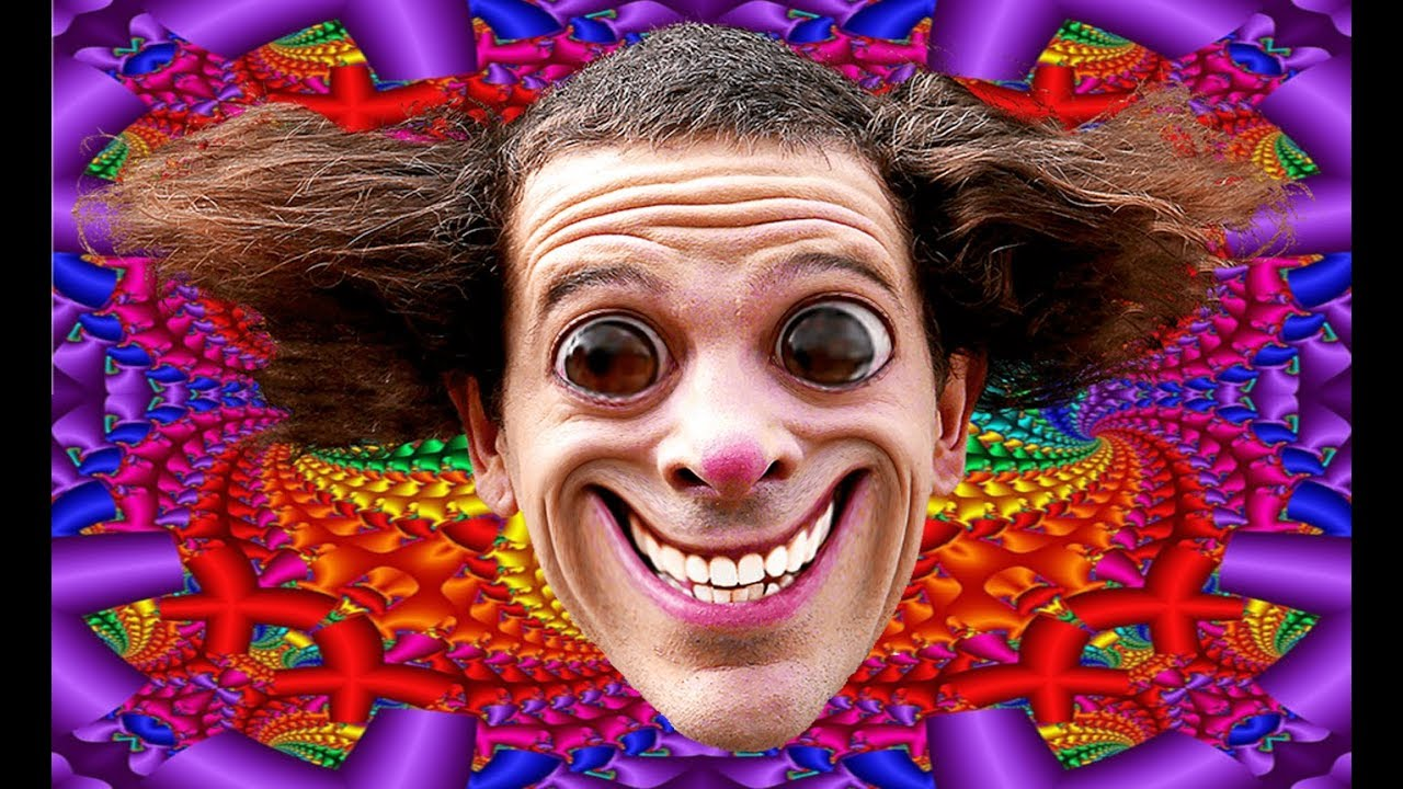 Insanely Trippy Funny stoner video for stoned and high ...
