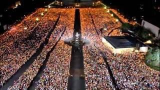 Procissão das Velas- Santuário de Fátima 12 de Maio 2011- Rota do Peregrino