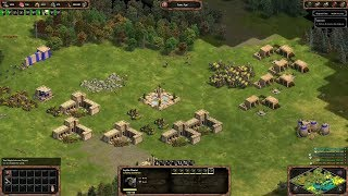 Age of Empires: Definitive Edition - 3v3 RM Sumerians Highland - eartahhj - 07/09/2019