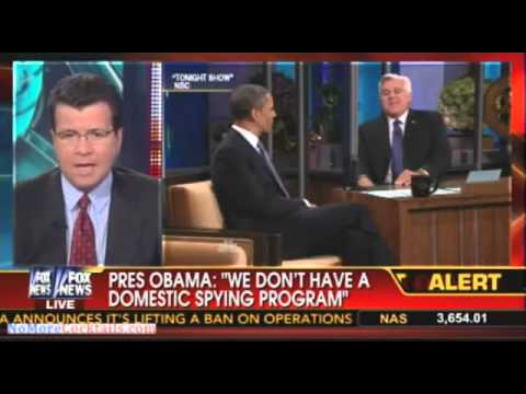 Obama: We don't have a domestic spying program