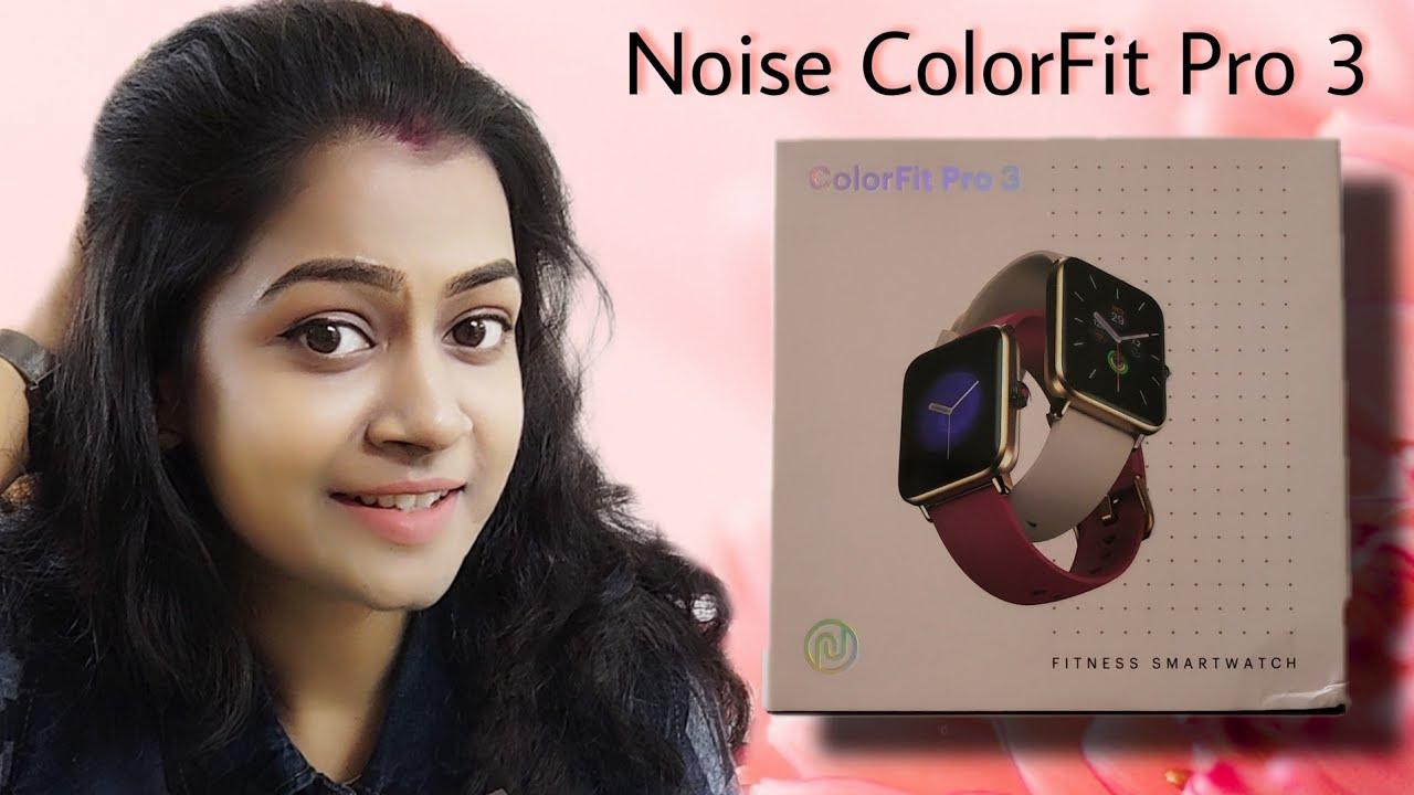 My New Fitness Smart Watch 😍 Noise ColorFit Pro 3 #shorts #ytshorts #youtubeshorts