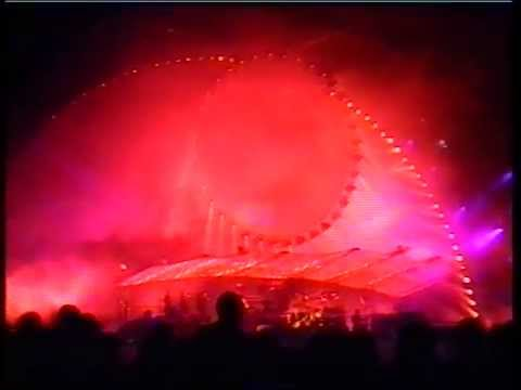 Pink Floyd Oslo Valle Hovin Norway 1994 1st Night MASTER
