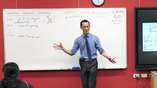 Graphing Quadratics Equations (3 of 6: x & y-intercepts)