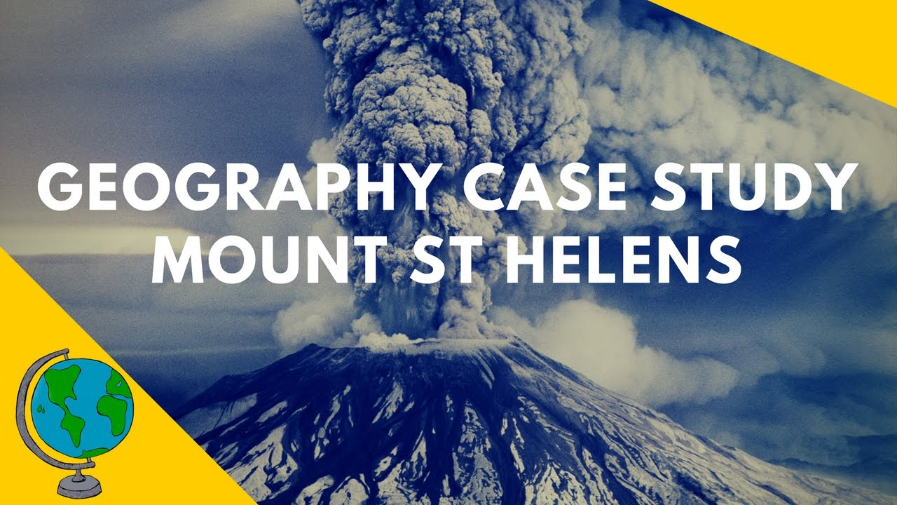 case study mount st helens Natural disasters mount st helens slideshare uses cookies to improve functionality and performance, and to provide you with relevant advertising if you continue browsing the site, you agree to the use of cookies on this website.