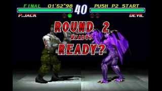 [TAS] Tekken 2 - P.JACK
