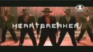 Michael Jackson - Heartbreaker (Instrumental with Background Vocals)